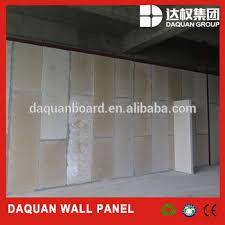 wuhan daquan lightweight wall panel