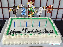 Ninjago Birthday party •