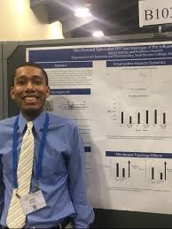 Aaron Holmes '18 Presents Research in San Francisco :: Howard Lab ::  Swarthmore College