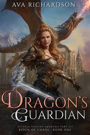 Ava Richardson | Bestselling Dragon Fantasy Author