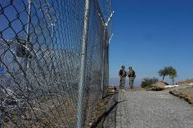 Pakistan Builds Border Fence Limiting Militants And Families Alike The New York Times