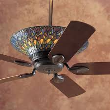 hunter ceiling fans stained glass with