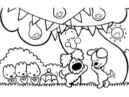 Kleurplaat Woezel En Pip Animaatjes Nl