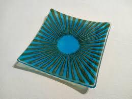 soap trinket dish egyptian blue