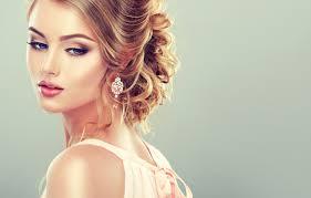model hair makeup hairstyle
