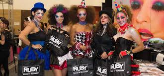ruby makeup academy founder from high