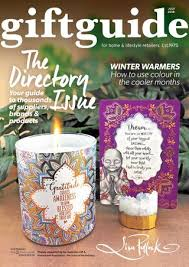 giftguide july 2018 by the intermedia