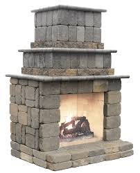 outdoor fire features patio town
