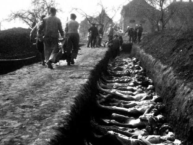 Image result for hitler death camps""