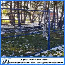 China Professional Canada Standard Temporary Construction Mobile Fence Panels China Temporary Fence Galvanized Temporary Fence