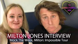 Milton Jones Interview - Mock The Week ...