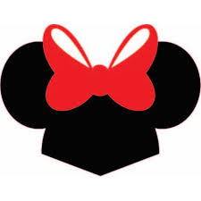 Design With Vinyl Disney Minnie Mouse Head Vinyl Wall Decal Wayfair