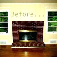 fireplace makeover ideas azucenacarmen co