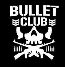 Bullet Club Compatible Wrestling Vinyl Car Decal Bumper Window Sticker Any Color Ebay