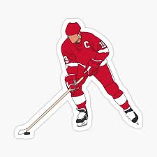 Detroit Red Wings Stickers Redbubble