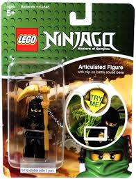 LEGO Ninjago Cole Clip On Minifigure 1749 - ToyWiz