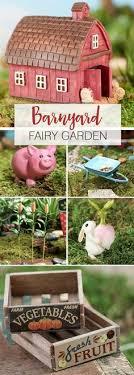 43 best farm themed fairy garden images