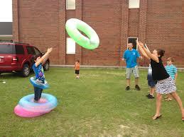 This Could Be A Really Fun Field Day Game T Juegos Para Fiestas
