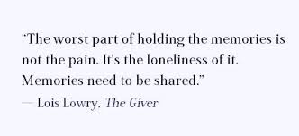 memory quotes from the giver image quotes at com