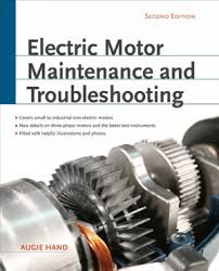 electric motor maintenance and