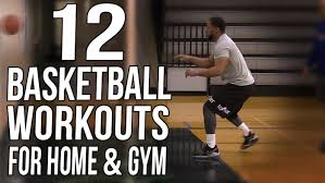 12 basketball workout plans for at home