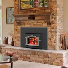 cascade le fireplace insert wood stove