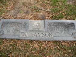 Ada Aust Williamson (1876-1935) - Find A Grave Memorial