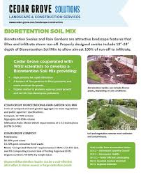 specifying topsoils and organic soil