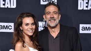 Jeffrey Dean Morgan and Hilarie Burton Are Married | Hollywood ...