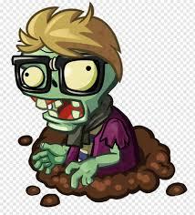 Plants Vs. Zombie bungee zombie illustration, Plants vs. Zombies 2 ...