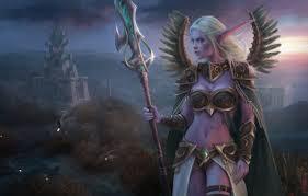 warcraft night elf
