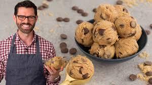 edible cookie dough recipe you