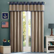 Mi Zone Kids Liam Window Curtain Panel And Valance Bed Bath Beyond