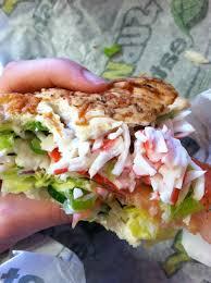 Crab Salad {on Dutch Crunch Rolls ...