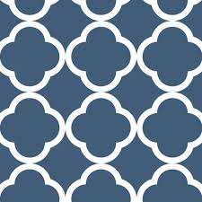 Designer Stencils Large Quatrefoil Wall Stencil 3641 The Home Depot