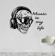 Music Decals Onearmedgraphics
