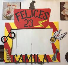 Decoracion Cumpleanos De Harry Potter Disena Tu Fiesta Facebook