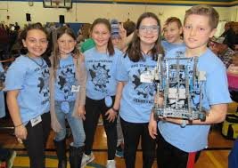 H.O. Brittingham robotics team heads to world championship | Cape Gazette