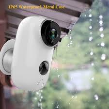 Camera giám sát ngoài trời không dây R100WBA3 720 p Full HD - Thiết bị an  ninh thông minh gia đình