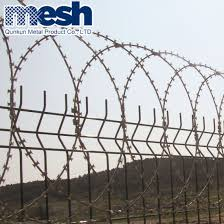 China Home Depot Wires Hot Dipped Razor Barbed Wire Price For Sale China Electric Razor Wire Saw Razor Wire Maze
