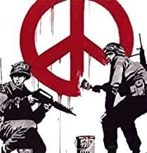 Amazon Com Banksy Sticker
