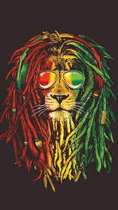 rasta lion wallpapers top free rasta