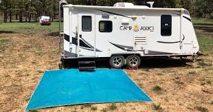 what are the best rv patio mats for