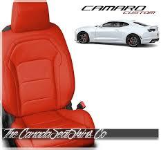 chevrolet camaro katzkin leather upholstery