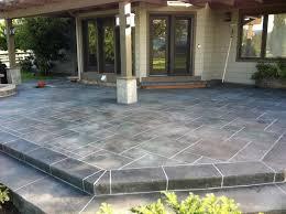 stamped concrete patio sealer 25 best