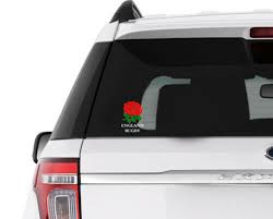 Bumper Or Window Ipad England Rugby Rose Car Vinyl Sticker Laptop Decal Archives Statelegals Staradvertiser Com