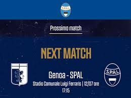Genoa-Spal probabili formazioni - Magazine Pragma