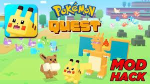 Pokemon Quest MOD APK 1.0.2 MEGA HACK Unlimited Tickets [No Root] by PROTON  Games