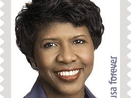 Journalist Gwen Ifill Honored With Black Heritage Forever Stamp ...