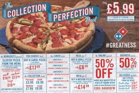 takeaway food menus pizza domino s